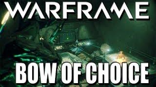 Warframe Best Bow? Dread, Cernos Or Paris Prime?