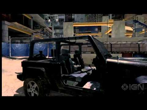 Modern Warfare 3 : Реклама Jeep , который будет в игре