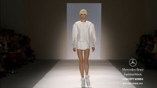 Concept Korea Spring/Summer 2014 Video - New York