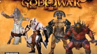Cancion De GOD OF WAR 3 Kratos VS Zeus