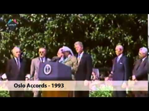 Palestinian Israeli Peace Talks timeline