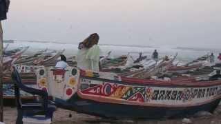Une minute à Dakar