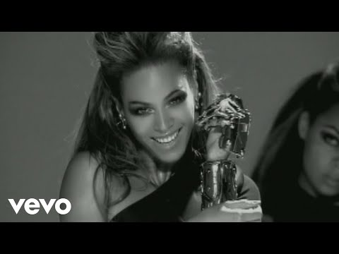 Beyoncé - Single Ladies (Put A Ring On It), Music video by Beyoncé performing Single Ladies (Put A Ring On It). YouTube view counts pre-VEVO: 240,029. (C) 2008 SONY BMG MUSIC ENTERTAINMENT