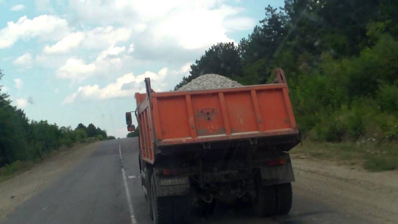 Camioane suprapline fără prelată, în Nord
