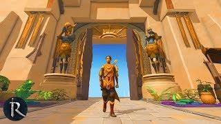 RuneScape - Menaphos Játékmenet Trailer