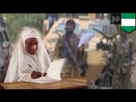 Nigeria kidnappings: girl speaks out about Boko Haram abduction of 300 students