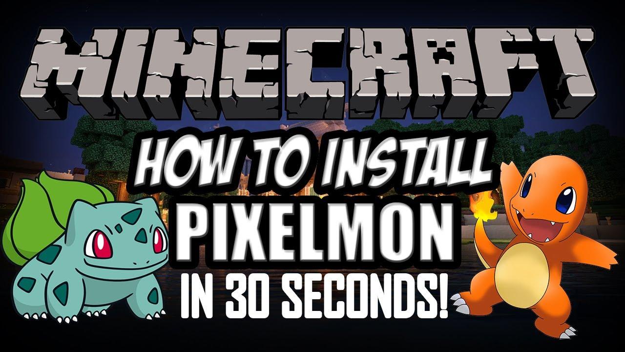 Pixelmon Mod for Minecraft 11221102  MinecraftSix