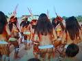 Kuikuro Indians Of The Brazilian Amazon