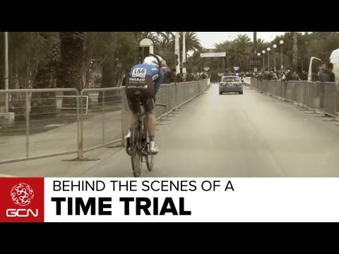 Individual Time Trial - Behind The Scenes