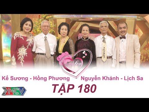 Hồng Phương - Kế Sương | Nguyễn Khánh - Lịch Sa | VỢ CHỒNG SON - Tập 180 | VCS #180 | 290117