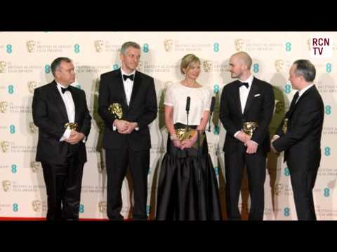 Gravity Visual Effects Interview British Academy Film Awards 2014