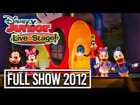 Disney Junior - Live on Stage at Disney's Hollywood Studios