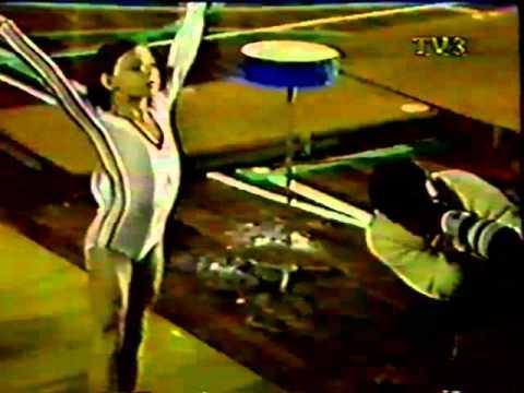 Daniela Silivas VT 1984 Blume Memorial gymnastics