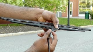 How to Replace Windshield Wipers on Your Car