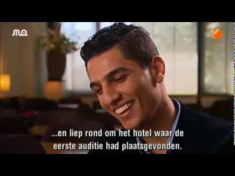 تقرير عن محمد عساف على قناة هولندية بعد حفلته في هولندا