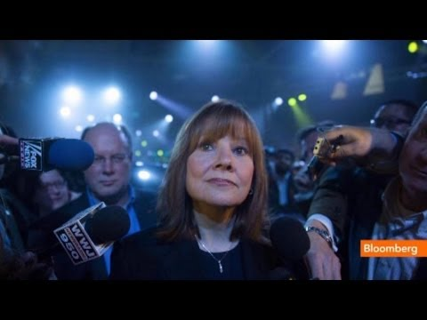 The Education of GM CEO Mary Barra