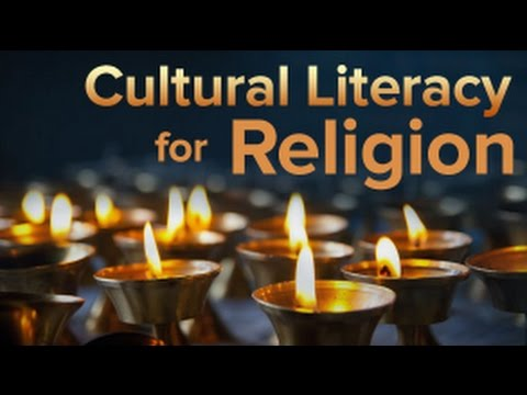 Cultural Literacy for Religion | The Great Courses
