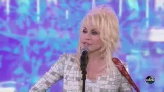 Dolly Parton Sings Jolene On Good Morning America (6/29
