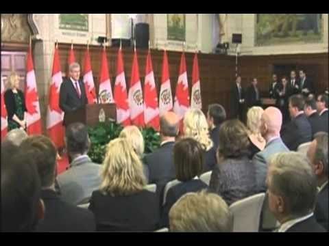 Jim Flaherty A Nation Mourns Prime Minister of Canada and the Leader of the Opposition