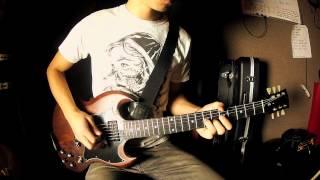 MEEK IS MURDER - Ghost Moth (Guitar Play Through)