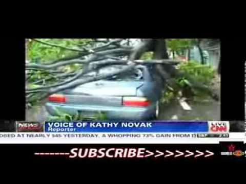 Super typhoon Haiyan yolanda Philippines - DRAMATIC Rescue Caught on camera! [SCARY FOOTAGE]