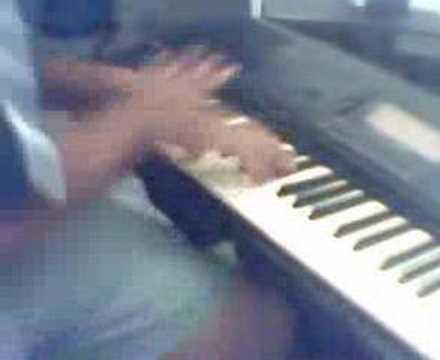 chiquinho papa nos teclado