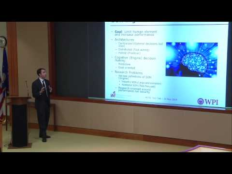 MITRE College Lecture Series (MCLS) - Enabling Security in Cognitive Radio and Wireless Spectrum