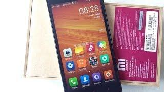 Hands On Original Xiaomi Hongmi Note(Redmi Note) Enhanced