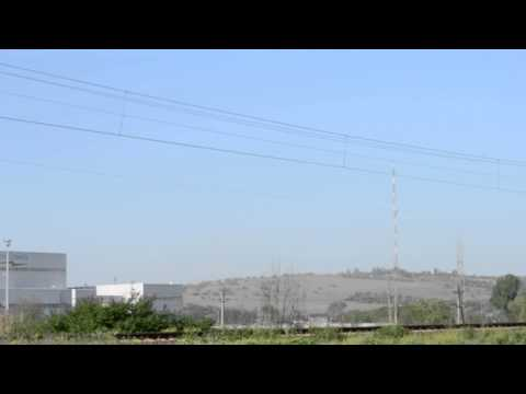 Ukrainian Army Fire on Slavyansk - Morning May 17th