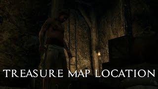 Black Flag - 621,277 Treasure Map Location (Charlotte)
