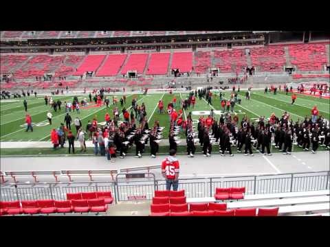 OSUMB after Michigan Win 11 24 2012 and Marching into the Shoe for Dismissal