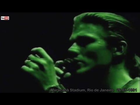 a-ha live - Scoundrel Days (HD), Rock in Rio II, Rio de Janeiro - 26-01-1991