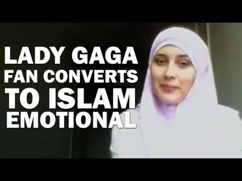 Fans No.1 Lady Gaga jadi Muallaf