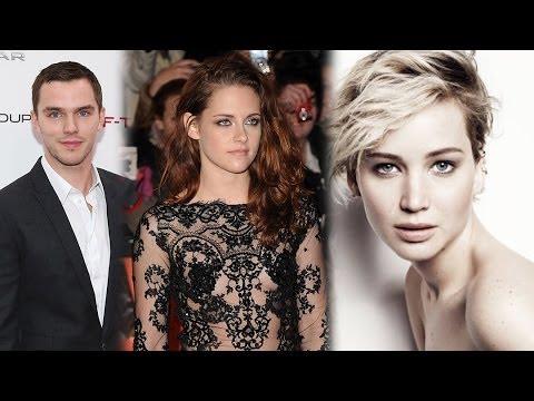 Jennifer Lawrence Jealous of Kristen Stewart & Nicholas Hoult?
