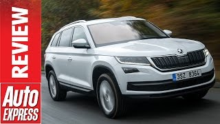 New Skoda Kodiaq review: could the big SUV be best-in-class?. Auto Express.