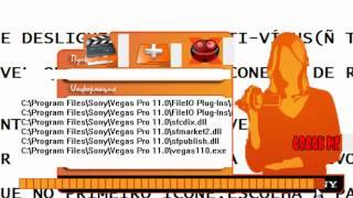 Como Instalar Sony Vegas Pro 11 + Crack, Detalhado!(O