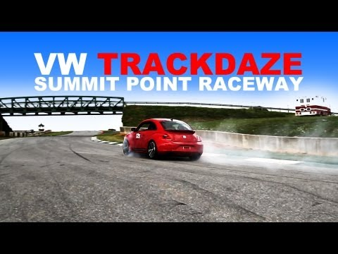 East Coast VW Golf R TrackDaze Event with VW, APR and the BFG MaxR!