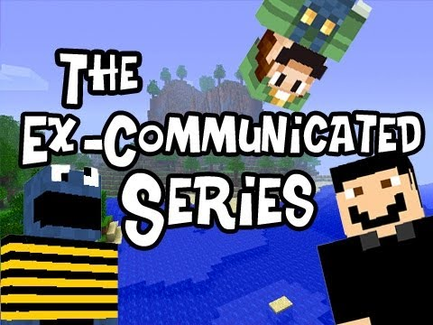 Minecraft: The Ex-Communicated Series ft SlyFox, SSoHPKC &amp; Nova  Ep.3 - Greedy Dog