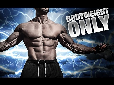 Home Fat Burning Workout - The &quot;HURRICANE HEADRUSH&quot;  Bodyweight Workout