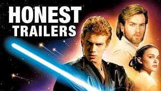 Honest Trailers: Star Wars: Episode II Attack of the Clones