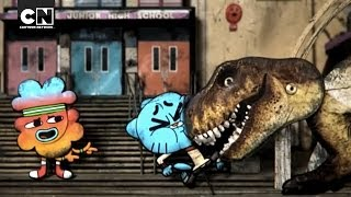 Welcome To Elmore The Amazing World Of Gumball Cartoon