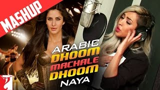 Dhoom Machale Dhoom Mashup [ARABIC Dubbed]