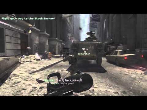 Первые видео Call Of Duty: MW 3 (спойлеры)