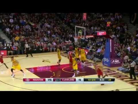Houston Rockets vs Cleveland Cavaliers | March 22, 2014 | NBA 2013-14 Season