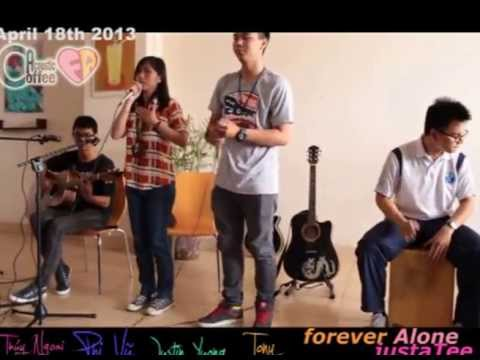 Forever Alone- [Special Acoustic coffee for FA] April 18 2013- by IU Guitar Club