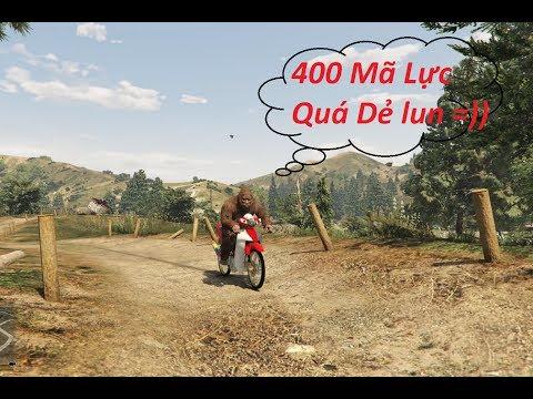 GTA 5 Tay Nài Rừng Xanh Tập 1 Xe Xì Po Độ 400 Mã Lực Chạy Không Phê Không Ăn Tiền