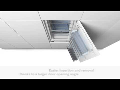 Bosch SoftClosing Door