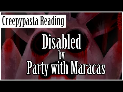 Pokémon Creepypasta: DISABLED