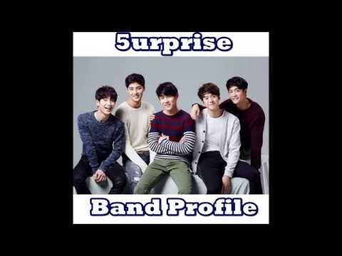 5urprise Band Profile