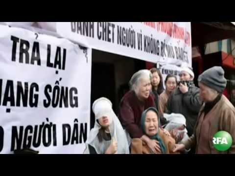 Nạn công an bạo hành ở Việt Nam